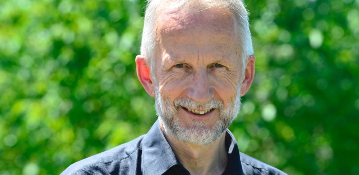 Palliativmediziner Dr. Roland Kunz, Chefarzt Geriatrie Waidspital, Zürich. (Foto: Bruno Torricelli)